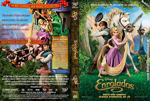 Enrolados (Tangled) Torrent - BluRay Rip