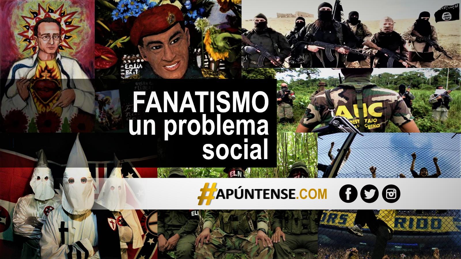 Fanatismo, un problema social. | Apúntense