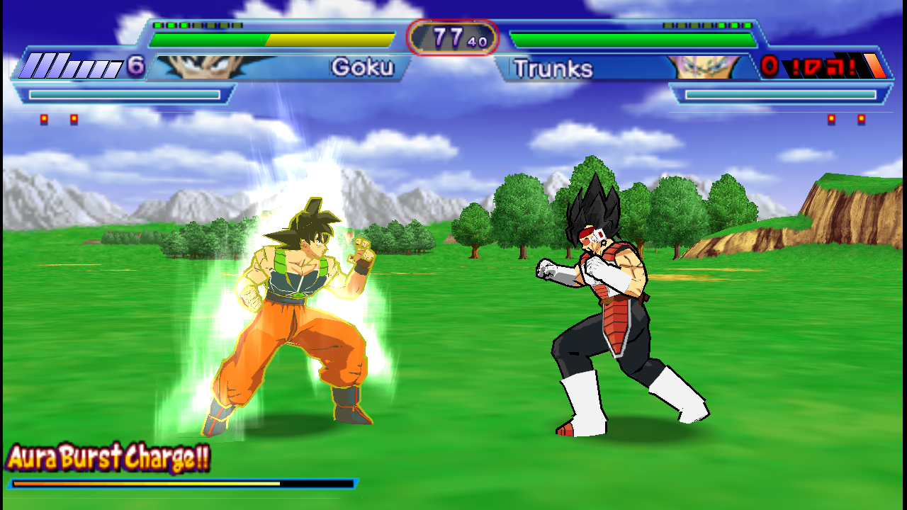 Download Game Dragon Ball Z Mod ~ Game Cubse