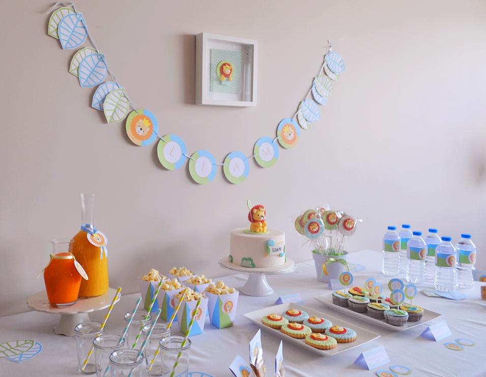 buffet sucré anniversaire 1 an