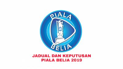 Jadual dan Keputusan Piala Belia Malaysia 2019