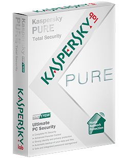 kaspersky pure 9.0.0.192 gratuit