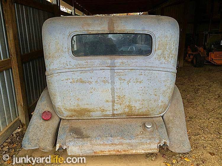 1932 Buick barn find monster or Franken-Buick lives again!