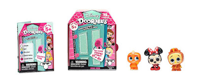 Disney DOORABLES Mini Peek : 2 Figuras | Serie 1  Producto Oficial | Moose | A partir de 5 años  COMPRAR ESTE JUGUETE