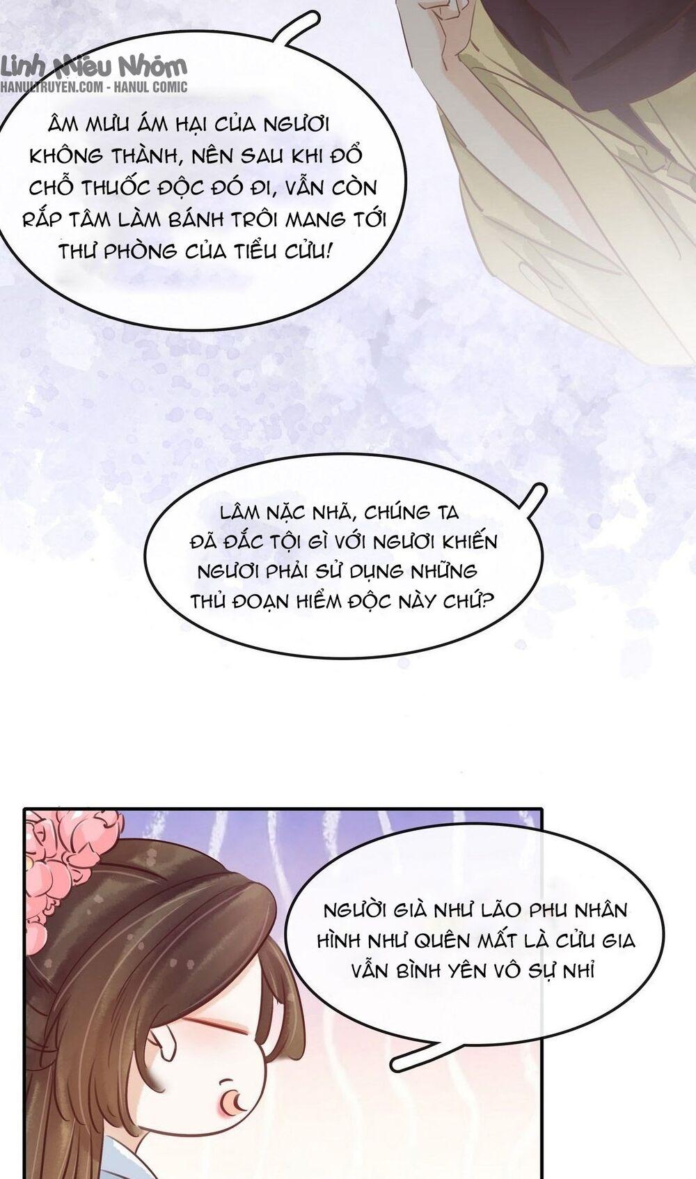 Thị Thiếp Trở Mình Bảo Điển Chapter 13 - Trang 24