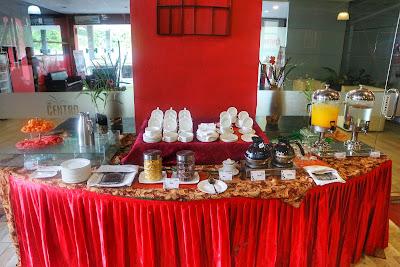The Centro hotel & Residence Batam