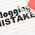 What To Do When You Make Mistakes Blogging