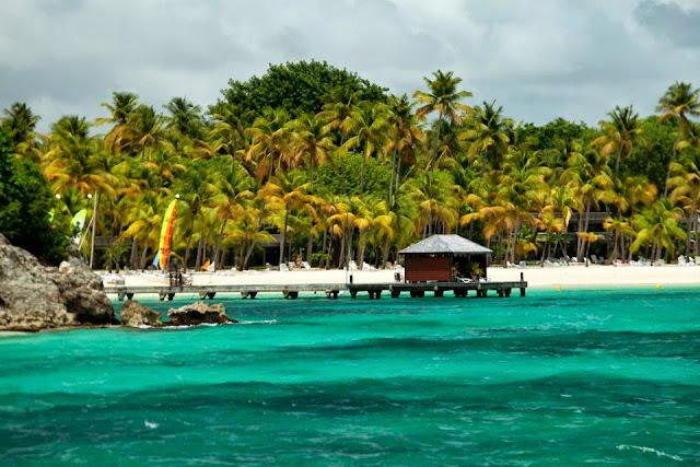Guadeloupe département et Région d'outre mer