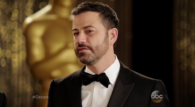 Jimmy Kimmel will host the 89th Academy Awards on Feb. 26, 2017.