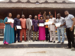 'No victor, no vanquish', Nneoma Ukpabi pleads, as Emeka Rollas swears in Imo AGN exco 6