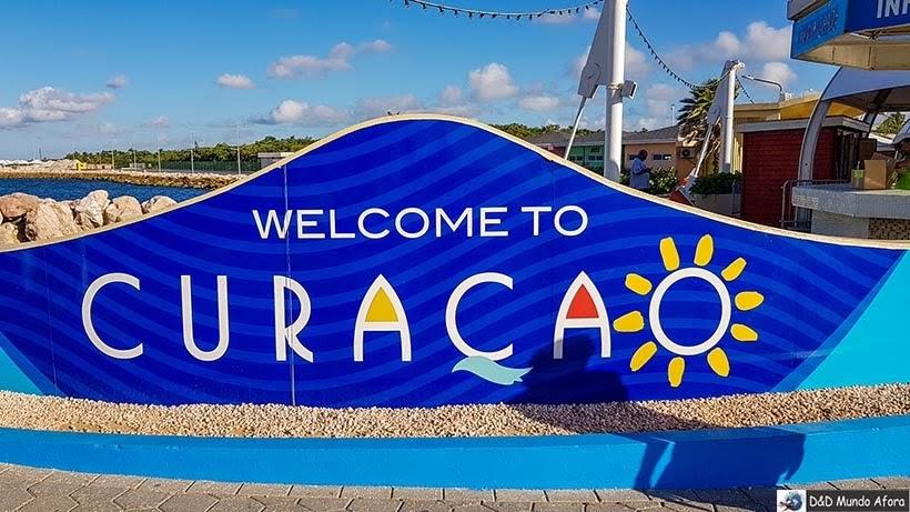 Curaçao: Tour de praias com guia brasileiro