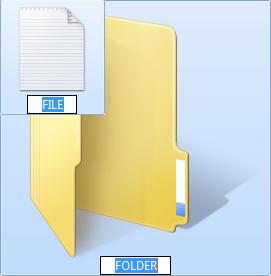 Rename Folder Atau File Secara Cepat