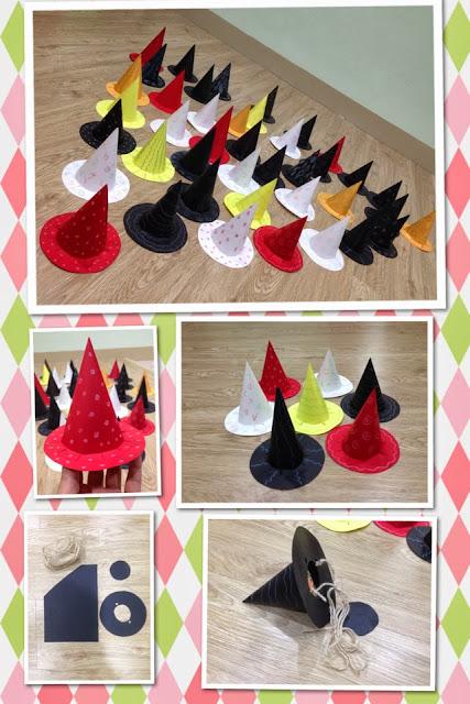 Kids17Fun: 帽子DIY