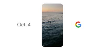 Google Pixel launch october 4