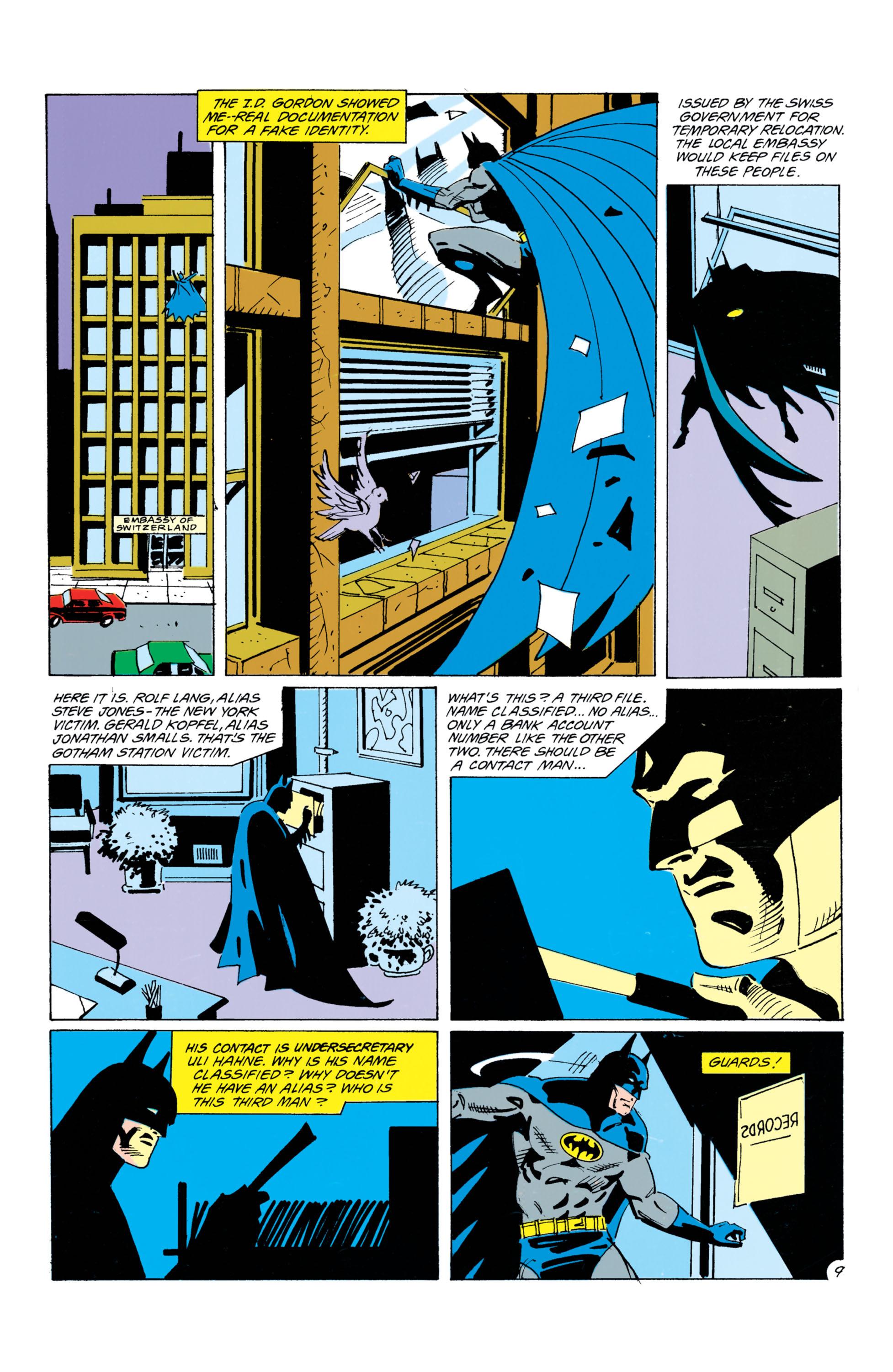 Detective Comics (1937) 634 Page 9