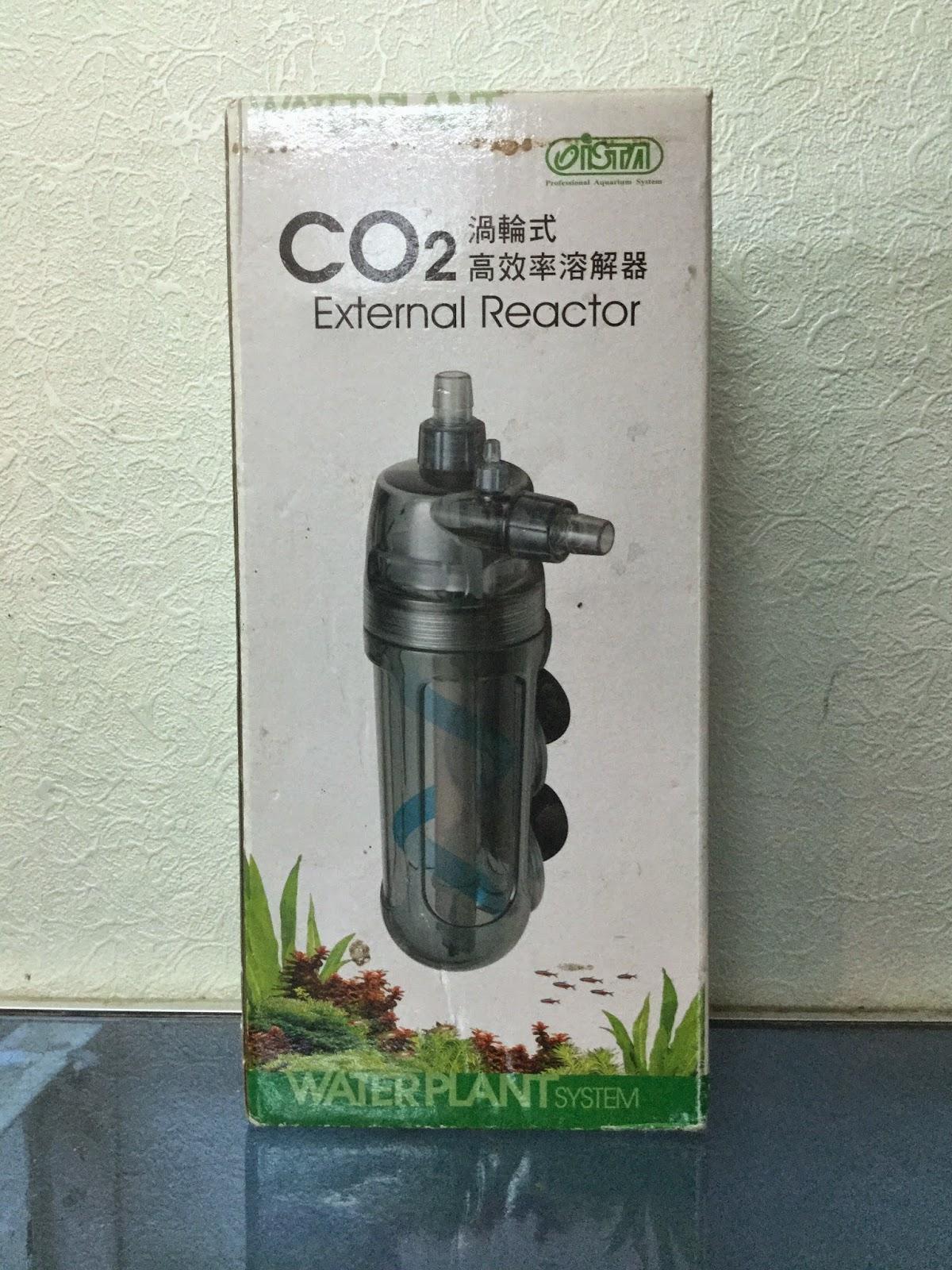 Bộ trộn CO2 cánh quạt cho bể thủy sinh