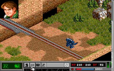 【Dos】終極任務(Ultimate Mission),懷舊回合制科幻機甲題材策略戰棋遊戲!