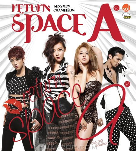 Space A – Re-Turn – Single