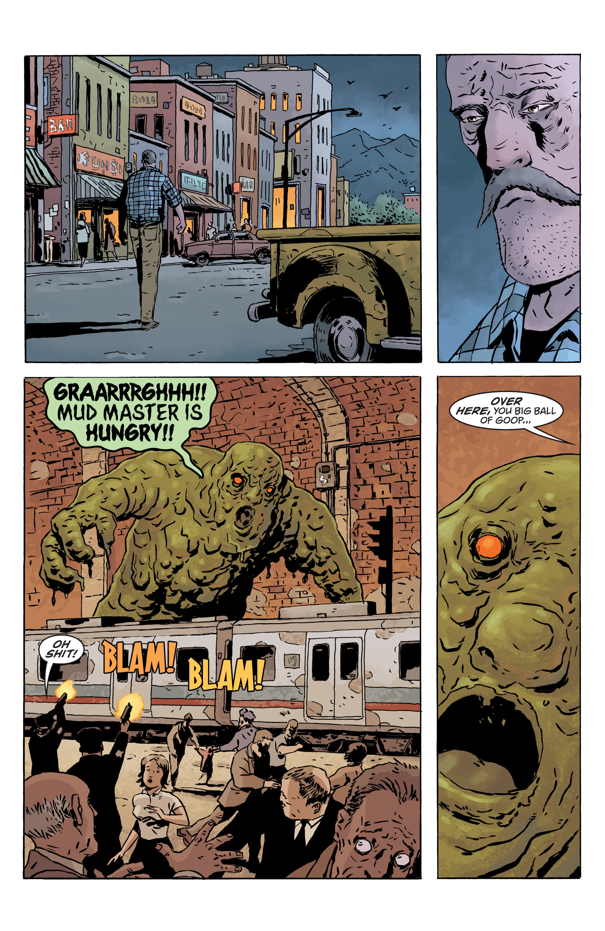 Read online Black Hammer comic -  Issue #10 - 15