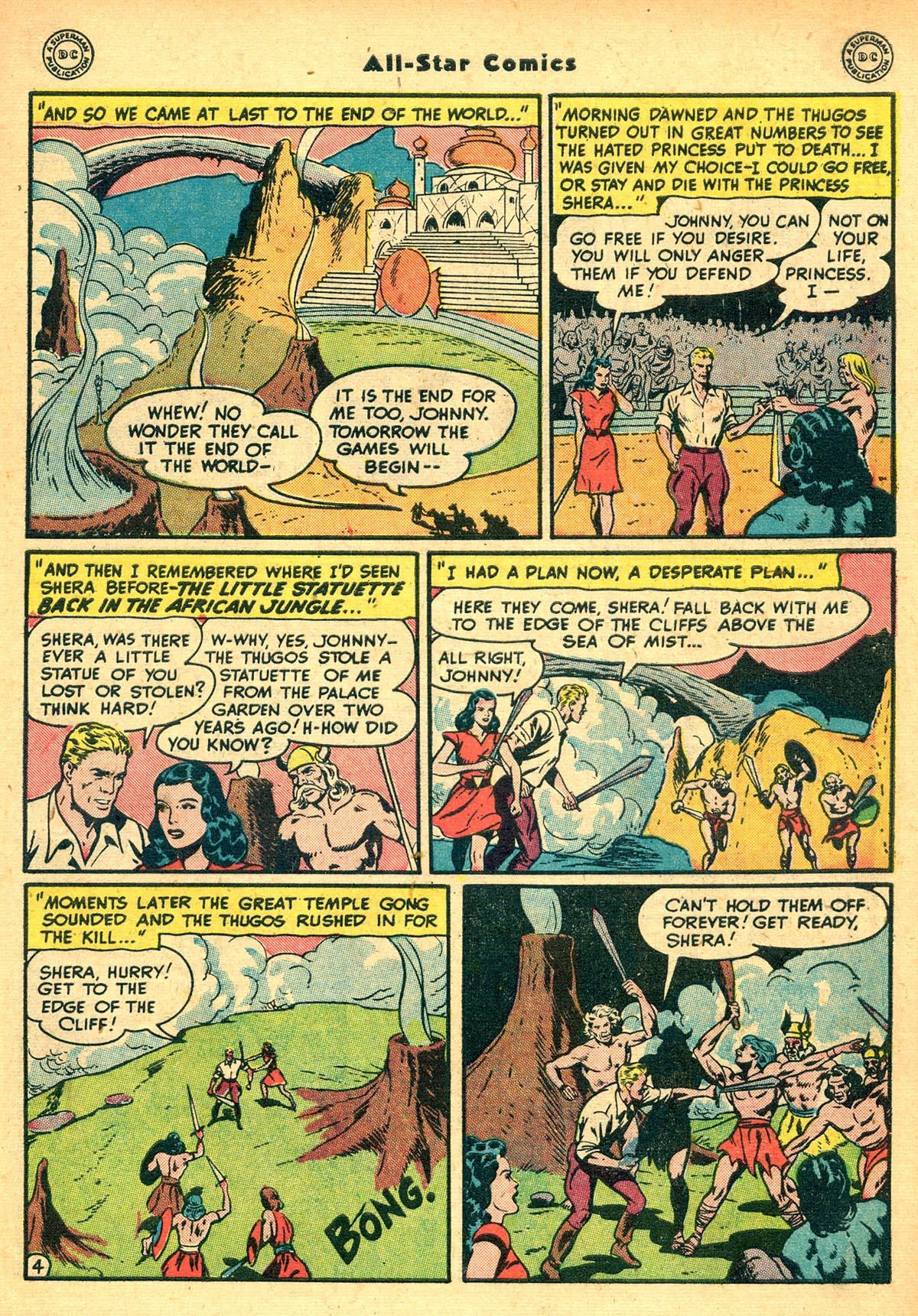 Read online All-Star Comics comic -  Issue #48 - 47