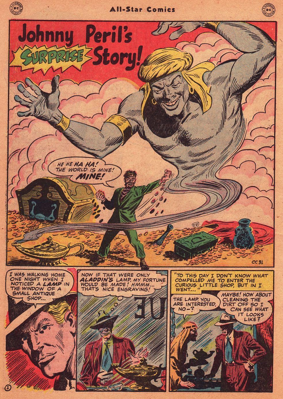 Read online All-Star Comics comic -  Issue #45 - 42