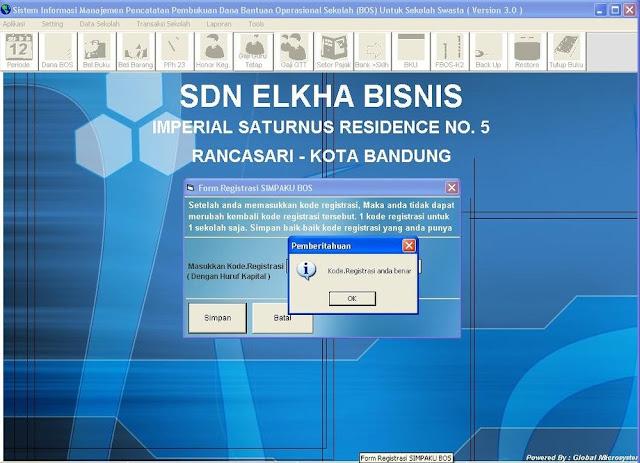 SIMPAKU BOS 3.0 SEKOLAH NEGRI Full + SNIFFER
