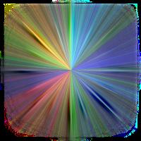 Raio de luz 34 - Criação Blog PNG Free