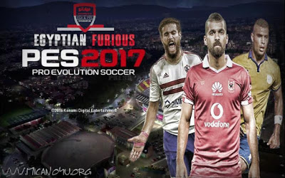 PES 2010 Egy Furious Patch Season 2016/2017
