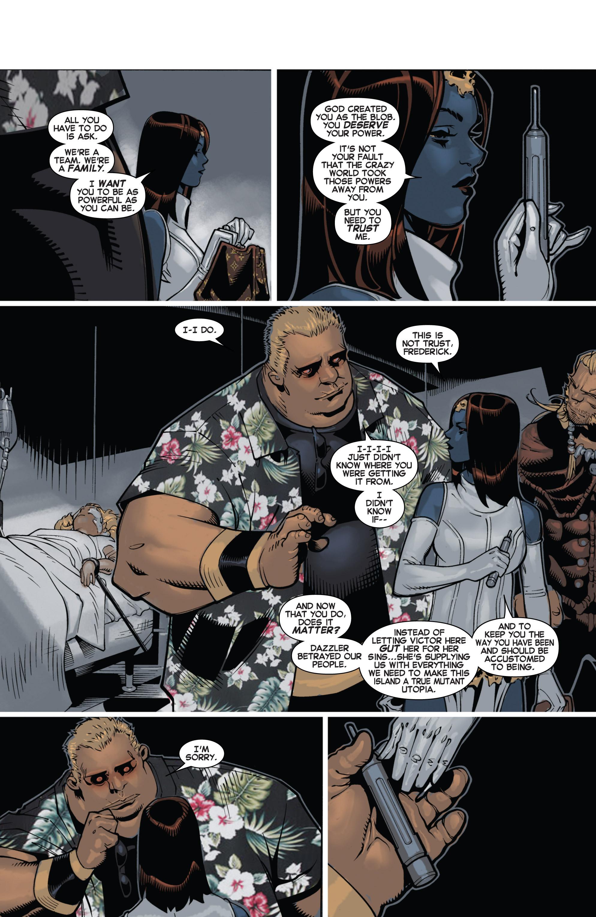 Read online Uncanny X-Men (2013) comic -  Issue # _TPB 4 - vs. S.H.I.E.L.D - 31