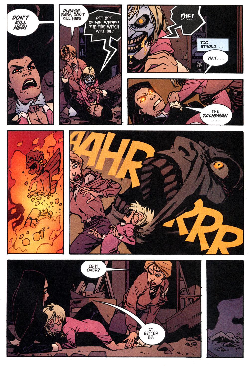 Read online Hellboy: Weird Tales comic -  Issue #4 - 13
