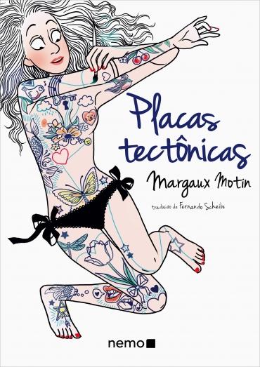 Capa do livro Placas Tectônicas