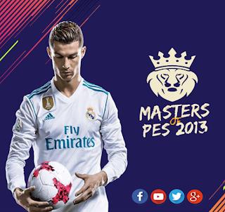 PES 2013 Master Patch Update Season 2017/2018