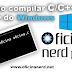 Vídeo: Como compilar C/C++ no CMD do Windows [GCC/G++...]