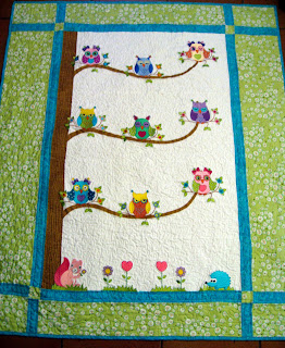 Vicki's Fabric Creations: Free Pattern /Project Downloads : owl quilts patterns - Adamdwight.com
