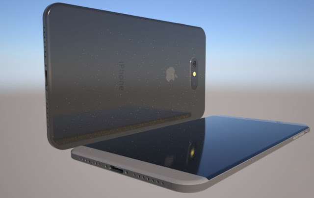iPhone 8 Concept By Daniel V. Yako