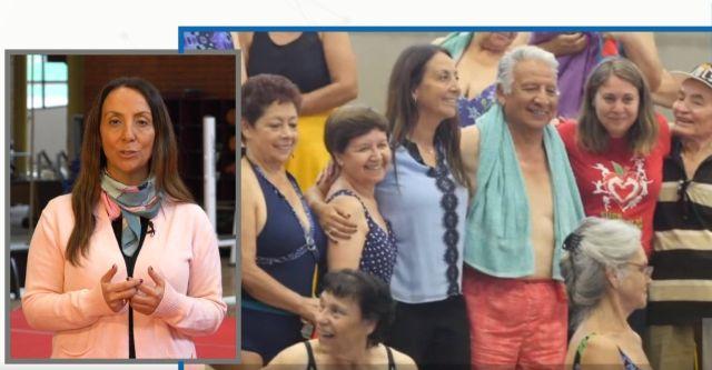 Ministra Cecilia Pérez encabezó Cuenta Pública del Mindep y el IND