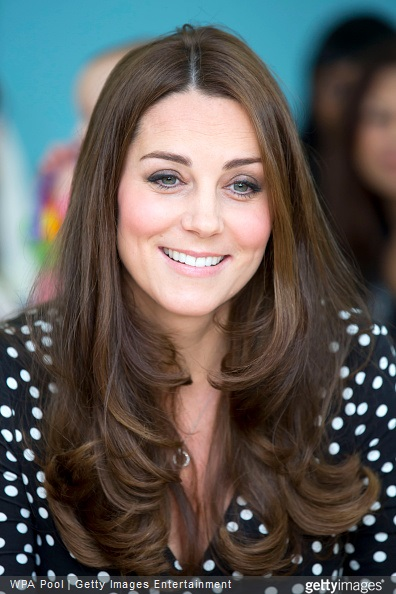 Kate Middleton visited the Brookhill Children's Centre in Woolwich to find out about the work of Home Start