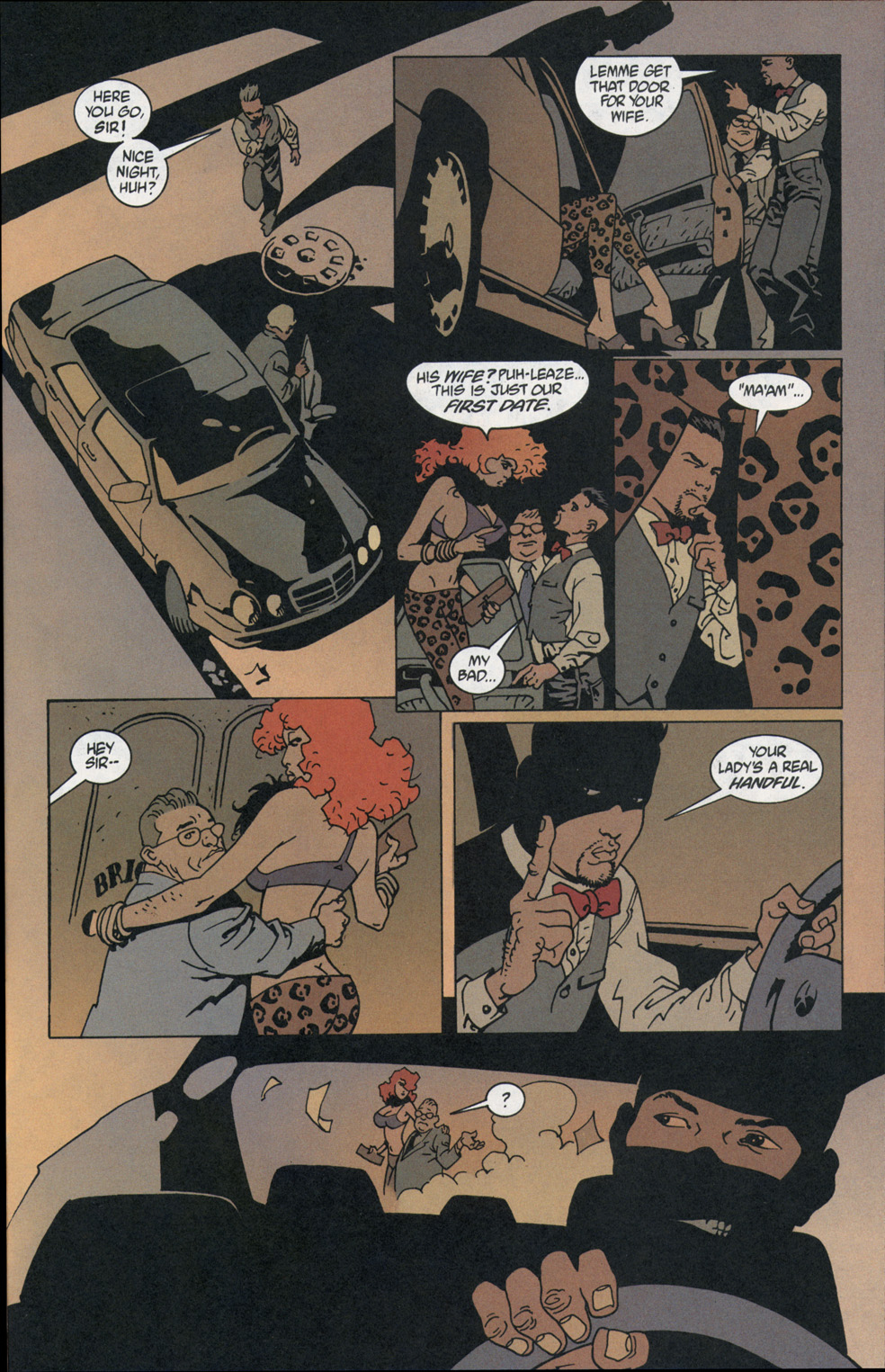 Read online 100 Bullets comic -  Issue #1 - 13