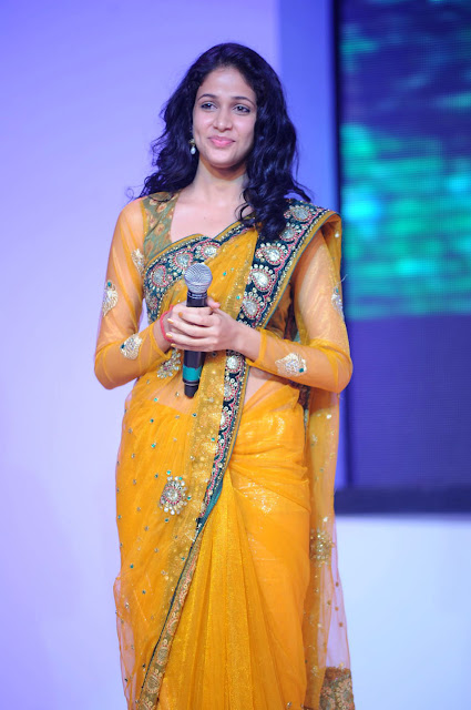 Actress Lavanya Tripathi Saree Photos