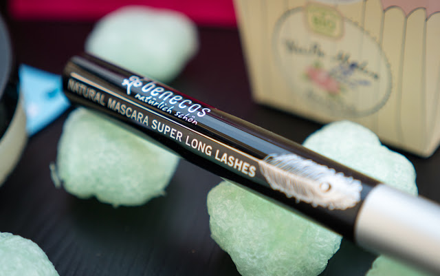 Fairy Box November – Benecos Natural Mascara Super Long Lashes