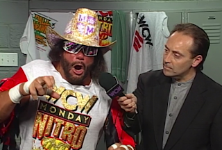 WCW FALL BRAWL 1996 REVIEW: Macho Man Randy Savage faced The Giant