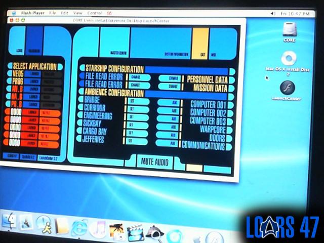 LCARS 47: Mac Port Project Underway