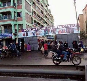 Good news For Nigerians! Donald Trump opens first African branch in Onitsha