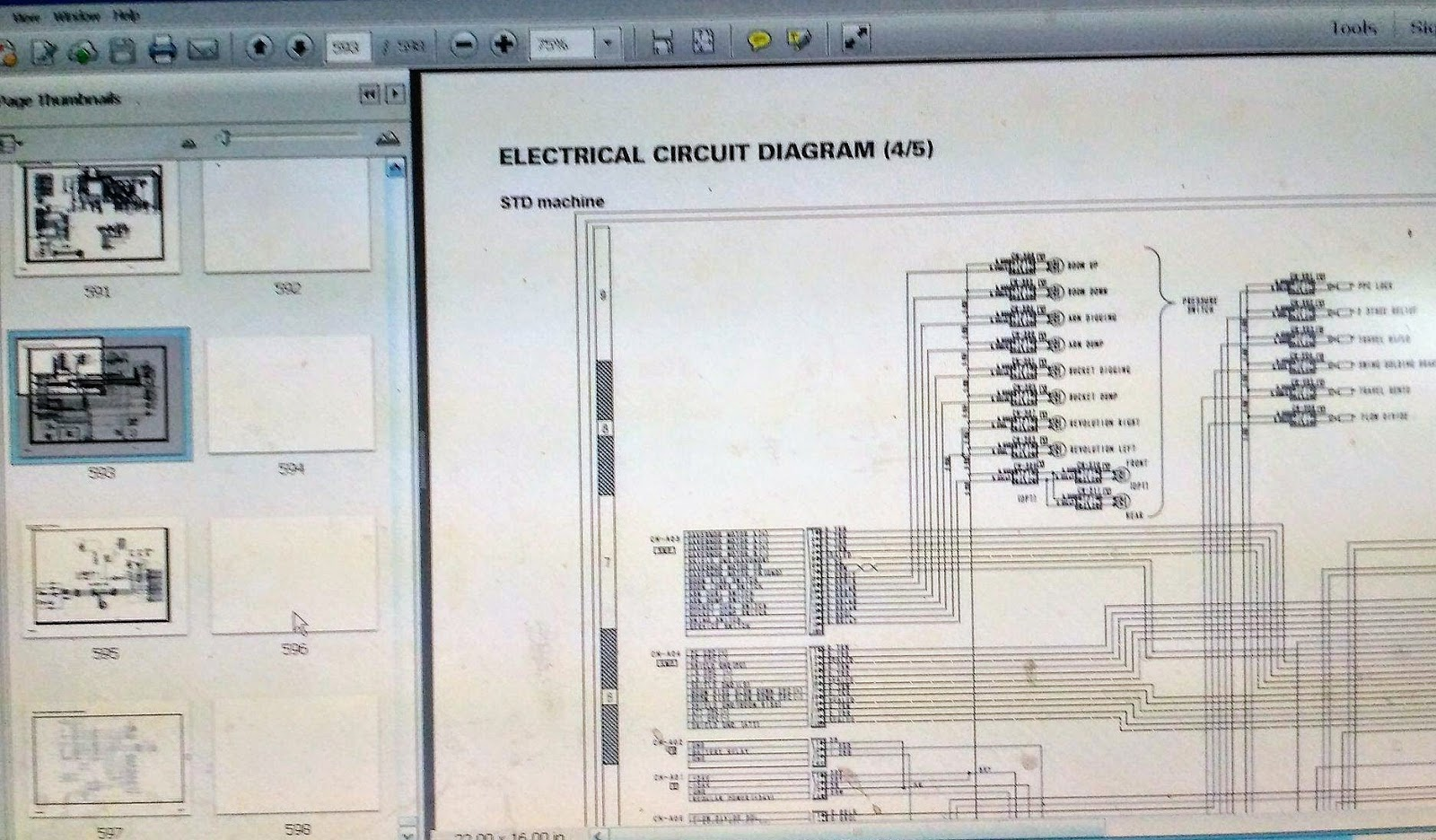 Komatsu Excavator Shop Manual Pc228us 3 Berita Book Excavators Wiring Diagram Pc 228us