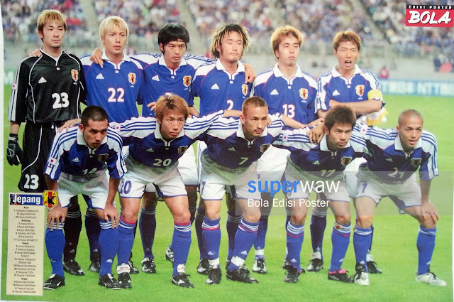 Poster Tim Jepang