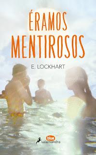 """Razones por las que leer """"Éramos Mentirosos"""", de E. Lockhart"""
