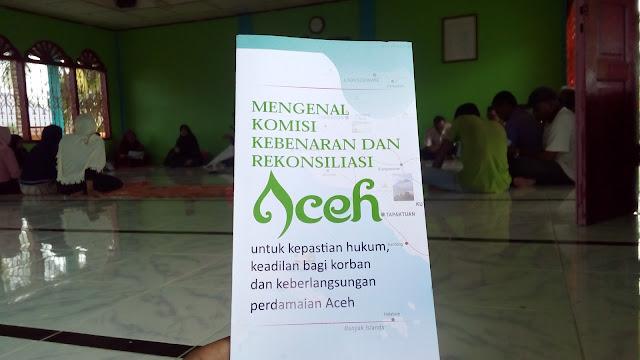 Mengenal Komisi Kebenaran dan Rekonsiliasi Aceh