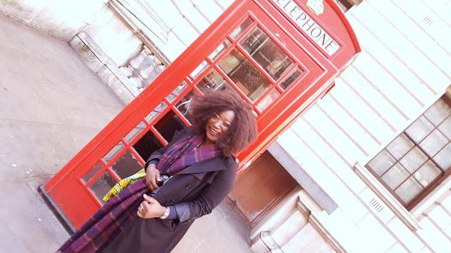 Ma première fois à Londres chez Benedict Cumberbatch