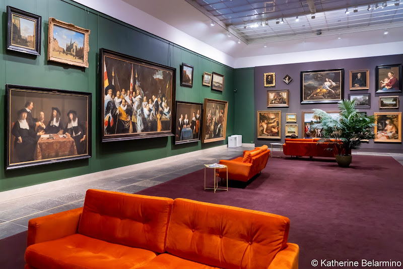 Haarlem Frans Hals Museum Netherlands Day Trips from Amsterdam or Rotterdam