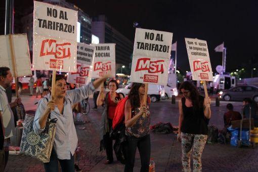 Oposición argentina logra dictamen contra proyecto de tarifazo